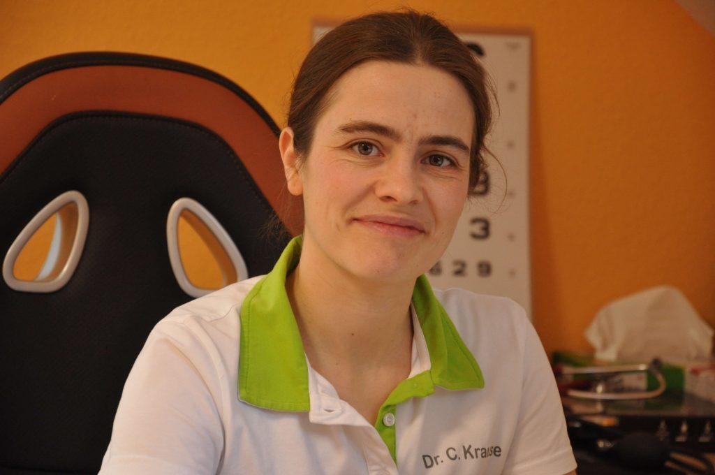 Dr. med. Christiane Krause